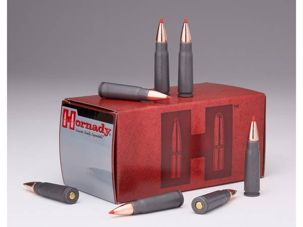 Hornady 7.62x39 SST Ammo 50 Rounds 8078