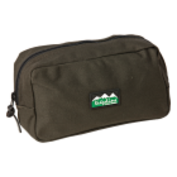 Ridgeline Canvas Pouch Large Olive Green