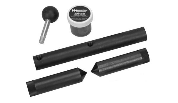 "Wheeler Scope Ring Alignent and Lapping Kit 1"" #204061"