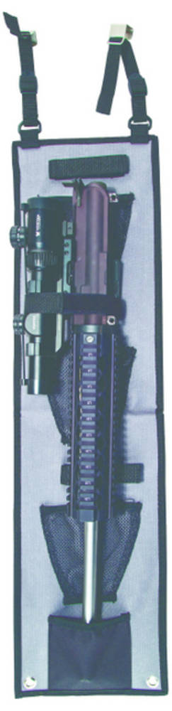 Lockdown AR Upper/Handgun Holder