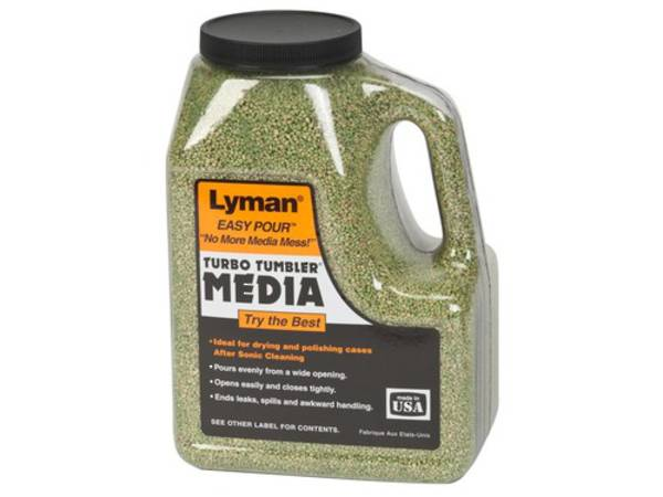 Lyman Turbo Tumbler Corncob Media 6lbs