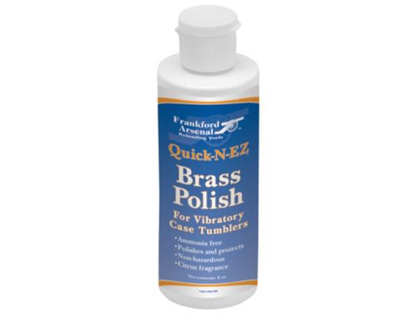 Frankford Arsenal Brass Polish 4oz #845-677