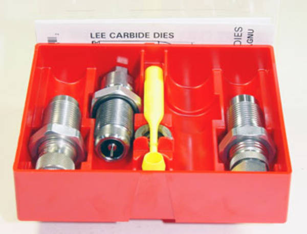 Lee Pistol 3 Die Set 10mm Auto #90566