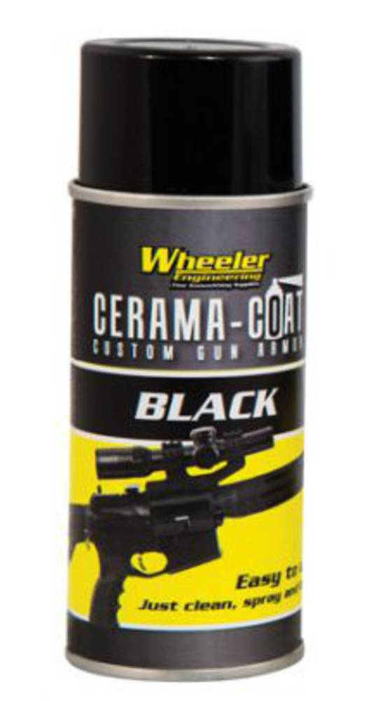 Wheeler Engineering Cerama-Coat Black 4oz