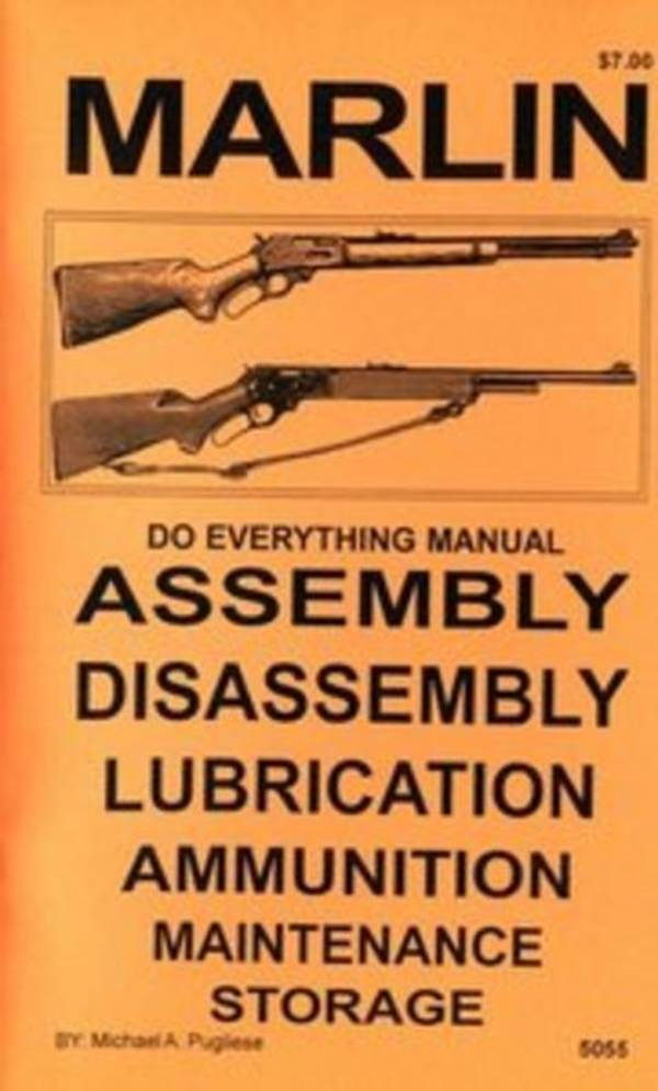 Do Everything Manual For Marlin Lever Action