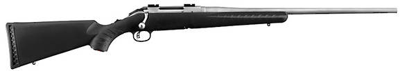 Ruger American All Weather Stainless 270 Winchester Threaded
