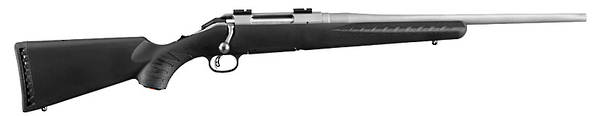 Ruger American All Weather Stainless Compact Rifle 308 Winchester