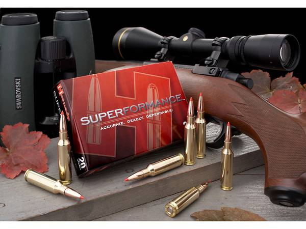 Hornady Superformance 6.5 Creedmoor 129gr SST x20 #81496