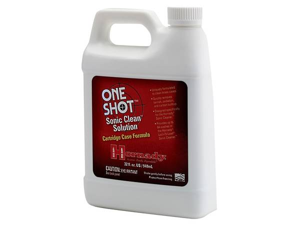 Hornady Sonic Cleaning Solution Gun Parts 948ML #043360