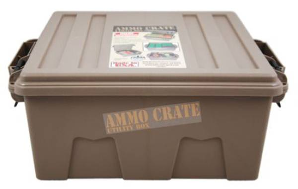 MTM Ammo Crate Flat Dark Earth #ACR8