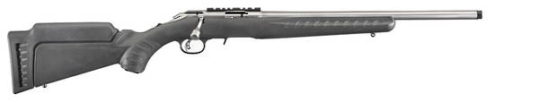Ruger American Rimfire Stainless Synthetic SKU#08351