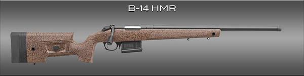 """Bergara B 14 HMR 308 Win 24"""""""