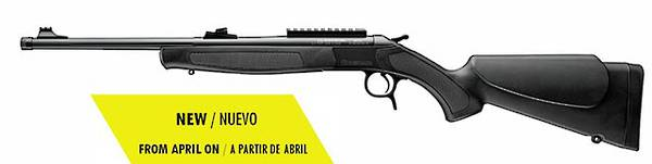 Bergara BA13 Take Down 45-70 Black