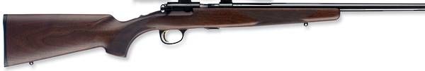 "Browning T-Bolt Sporter 22LR 16.5"" Walnut Threaded"