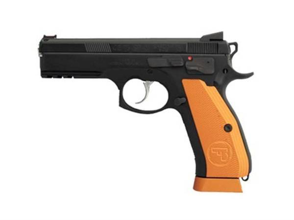 CZ 75 SP-01 Shadow 9mm Orange