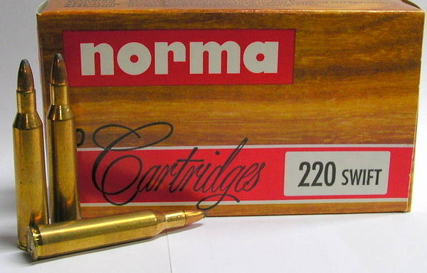 Norma 220 Swift 20 Rounds