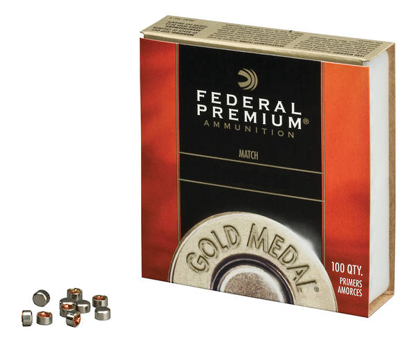 Federal Small Rifle Match Primers No GM205M x1000
