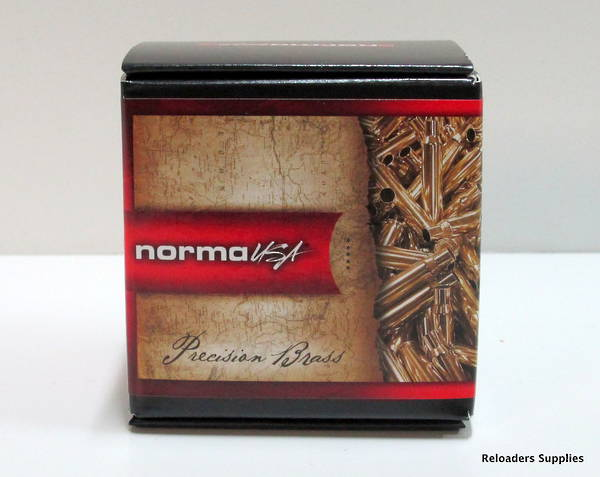 Norma Brass 22-250 x25