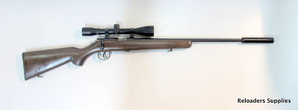 "Norinco JW15 22lr 20"" Wood Package"
