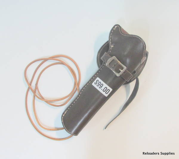 Leather Holster Single Action Revolvers Used
