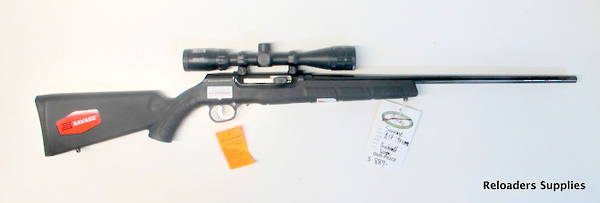 Savage A17 .17 HMR Package