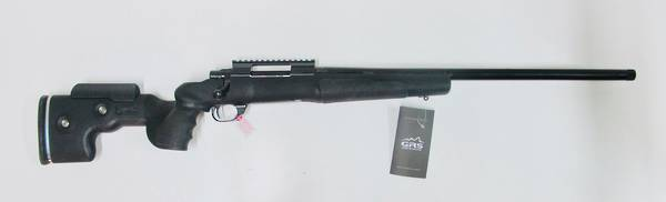 "HOWA 1500 VARMINT 6.5 CREEDMOOR 24"" BLUED GRS BERSERK STOCK THREADED"