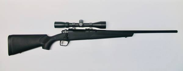 "Remington 783 Synthetic 223Rem 22"" Package"