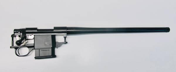 "Howa Mini Action 450 Bushmaster 16.25"" HB Blued Threaded"