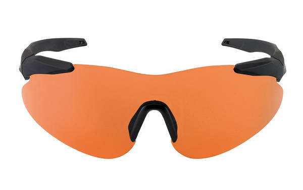 Beretta Challenge Shooting Glasses Non Cased Orange