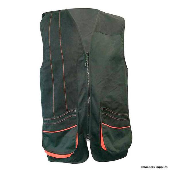 Ridgeline Clay Buster Shooting Vest Black Large