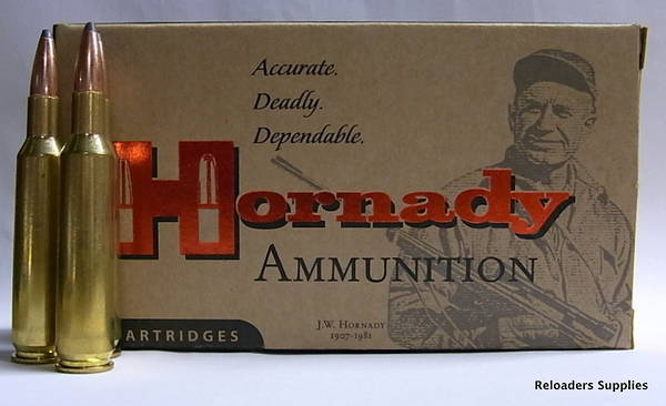 Hornady Custom 308 Win 150gr SST 20 Rounds