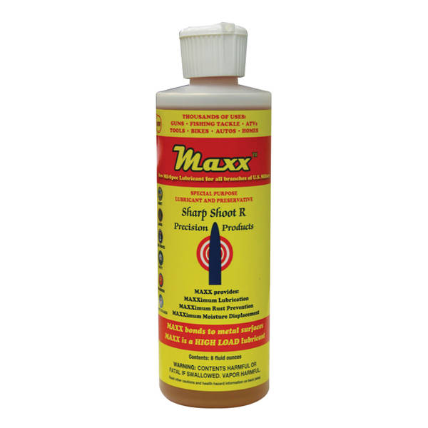 Sharpshoot-r Maxx Mil-Spec Oil 8oz