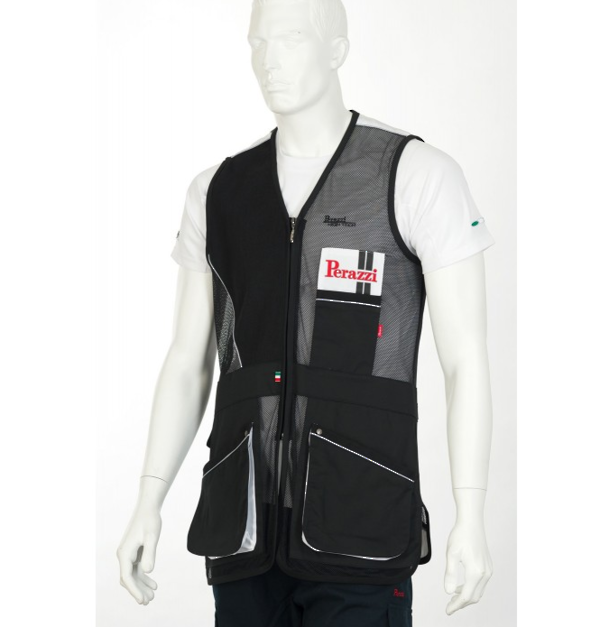 Perazzi Shooting Vest Standard Trap Size 56