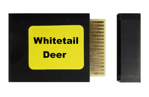 Game Caller Sound Card Whitetail Deer