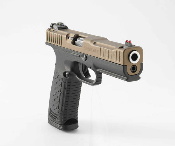 Arsenal Firearms Strike One Speed Titanium 9mm Thread