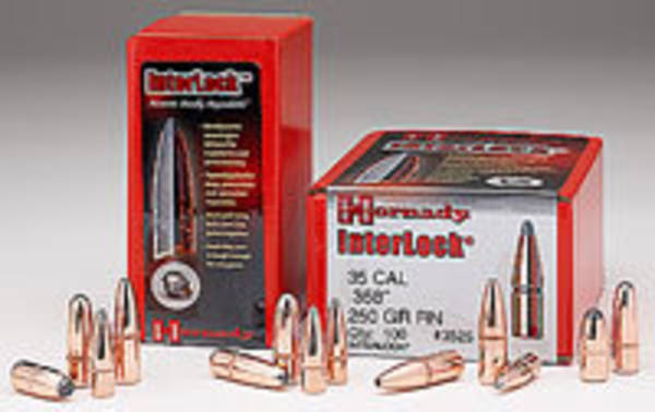 Hornady 6mm .243 100 gr InterLock® BTSP 2453 Box Of 100