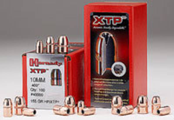 Hornady 45 Cal .452 240 gr XTP® Mag 45220 Box of 100