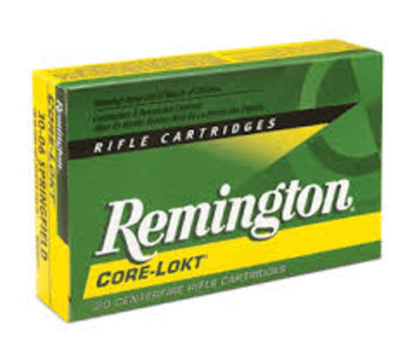 Remington Core Lokt 300 Win Mag 150gr PSP 20 Rounds