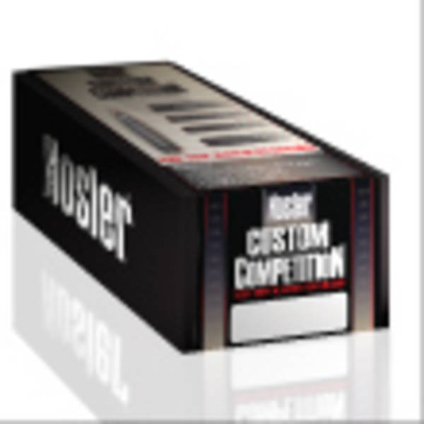 Nosler Custom Competition 30cal 155gr HPBT 53169 Box of 250