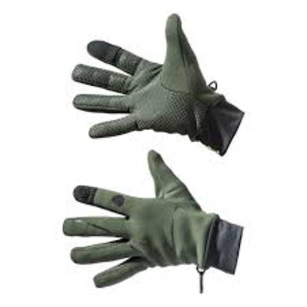 Beretta Polartech Touch Shooting Gloves Green M