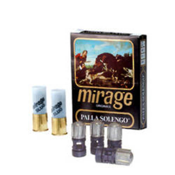 12ga Clever Mirage Solid Palla Solengo 10 Rounds
