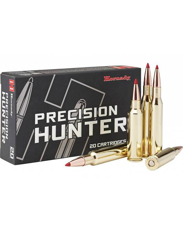 Hornady Precision Hunter 7mm08 150gr ELD-X x20 #85578