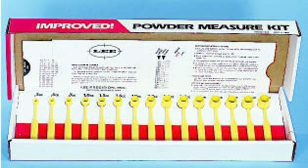 Lee Powder Measure Kit #90100