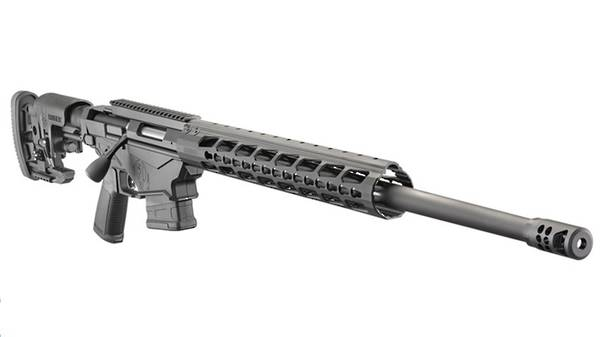 Ruger Precision Rifle 6.5 Creedmoor Enhanced