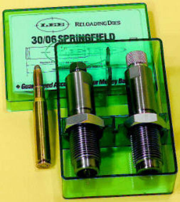 Lee RGB Die Set 30/06 Springfield 90880