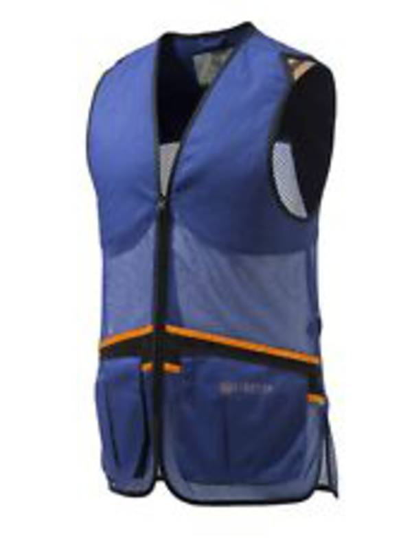 Beretta Full Mesh Vest Blue 2XL