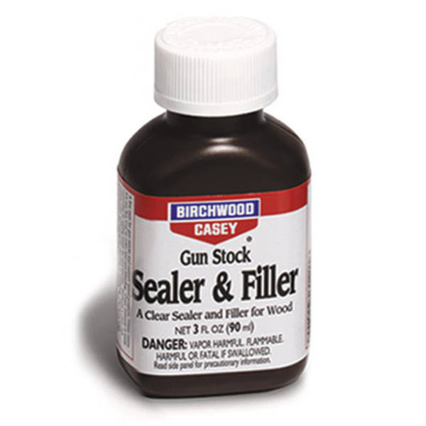 Birchwood Casey Gun Stock Sealer And Filler