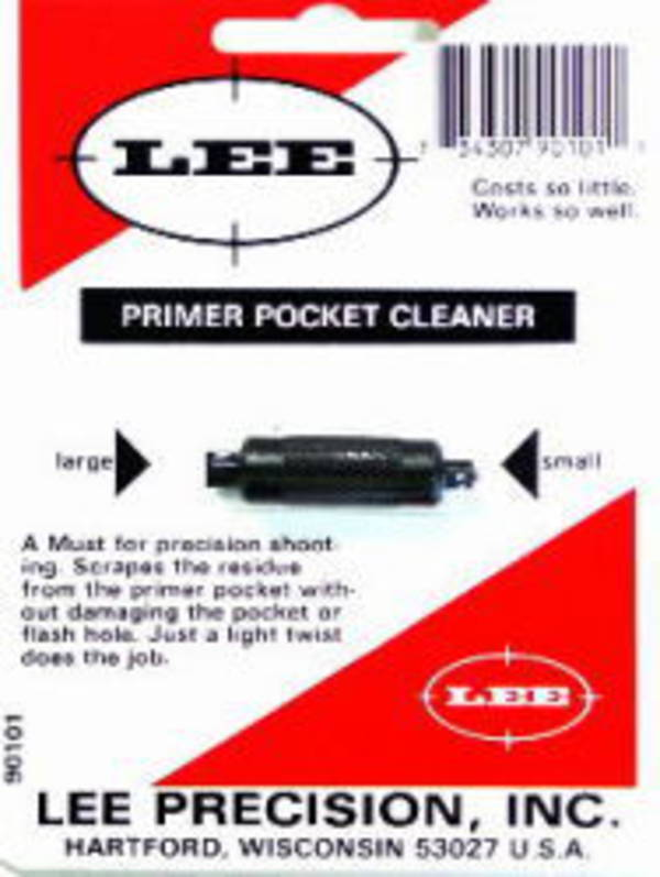 Lee Primer Pocket Cleaner 90101