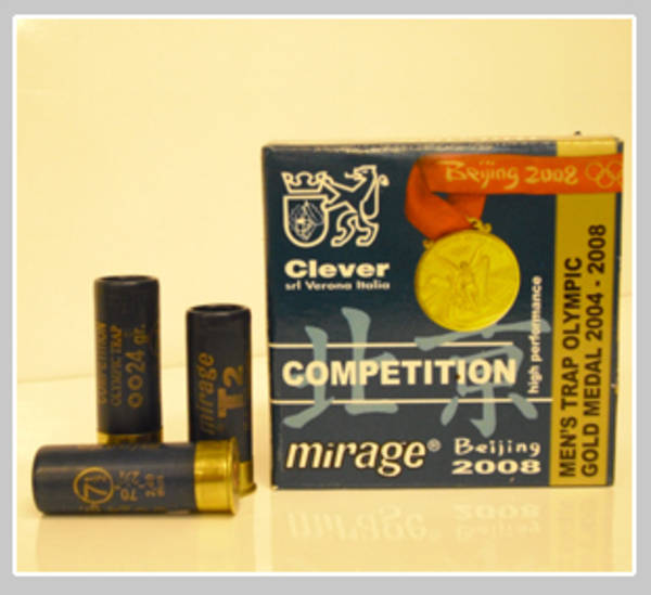 12ga Clever Mirage Competition T2 28gram #8