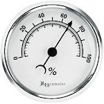 Lockdown Safe Hygrometer